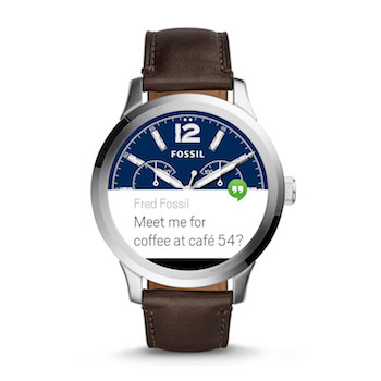 fossil q founder watch the chic geek christmas wish list