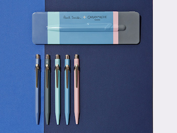 paul smith caran d'ache pens the chic geek christmas wish list