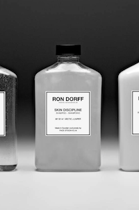 ron dorff skincare made in sweden