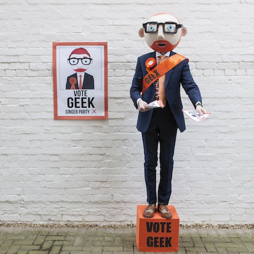 vote geek election special menswear blogger style
