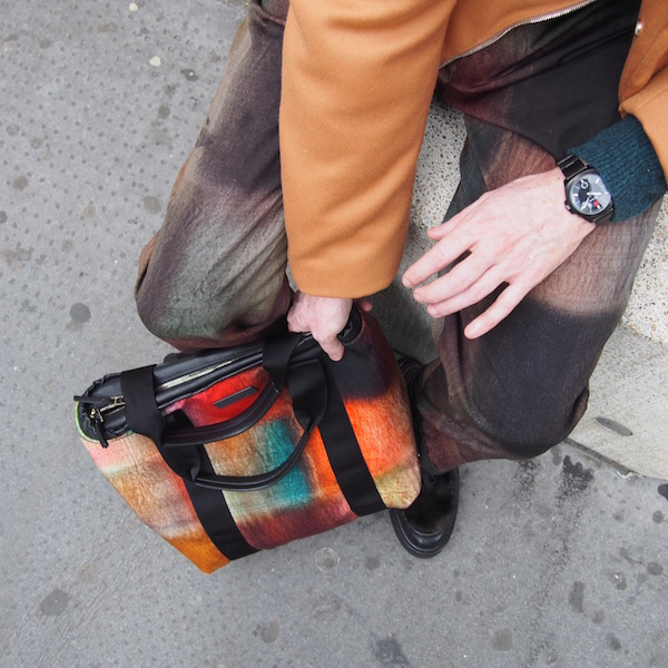 Paul Smith menswear bag autumn 2015
