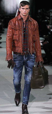 dsquared menswear autumn winter 2015