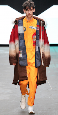 Topman Design autumn winter 2015 menswear geek