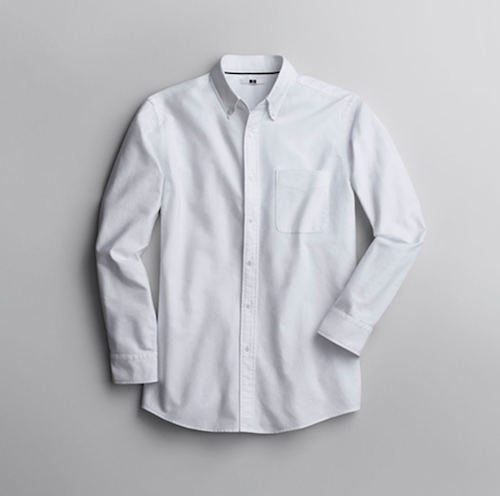 what to wear to the office oxford shirt