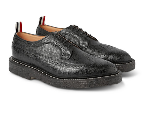Thom Browne brogues menswear
