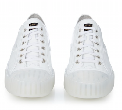 adieu trainers white menswear style