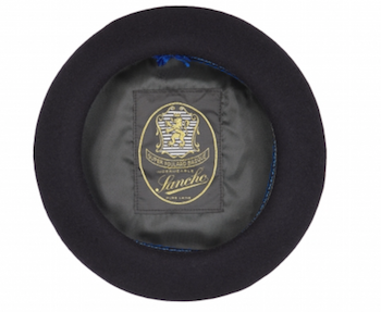 Lock & Co Mens beret the chic geek