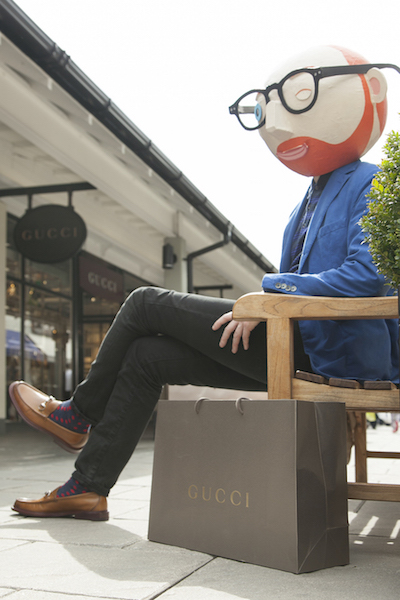 The Chic Geek McArthurGlen Cheshire Oaks Gucci
