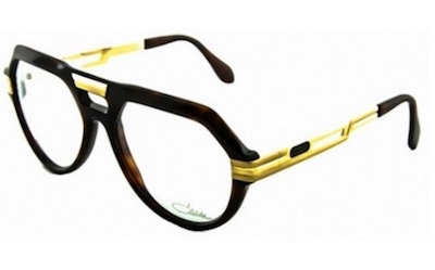 cazal aviator pilot glasses