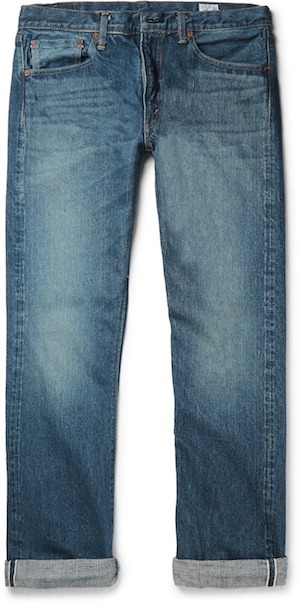 jeans japanese denim Orslow Mr Porter