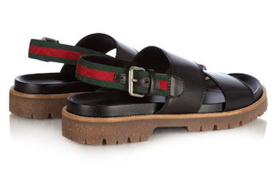gucci sandals matchesfashion the chic geek