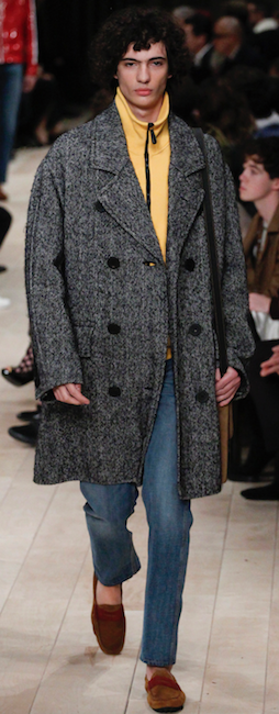 menswear trends aw16 burberry grunge