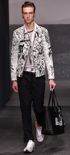 menswear coach doodle jacket trends leather