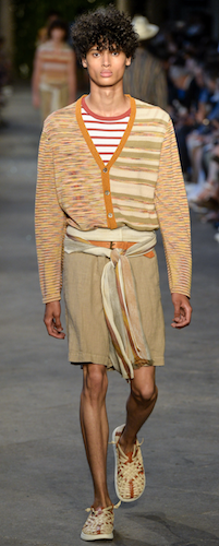 menswear trends art deco missoni spring 2017