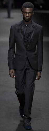 evening menswear trends versace