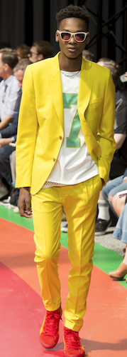 menswear trends the chic geek paris paul smith lemon