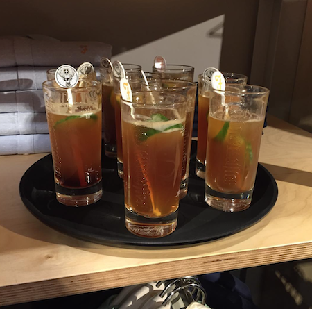 Jägermeister ginger beer chic geek