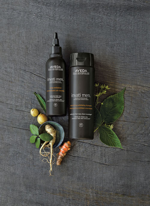 review aveda invati men thickening shampoo