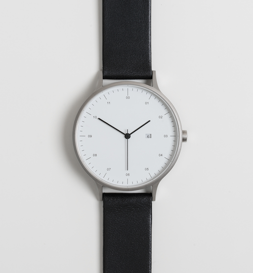 label to know men's watch Instrmnt