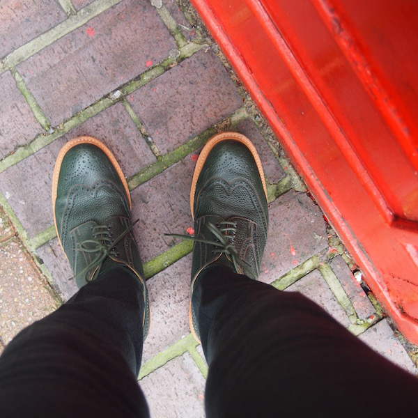 green shoes the chic geek menswear ootd