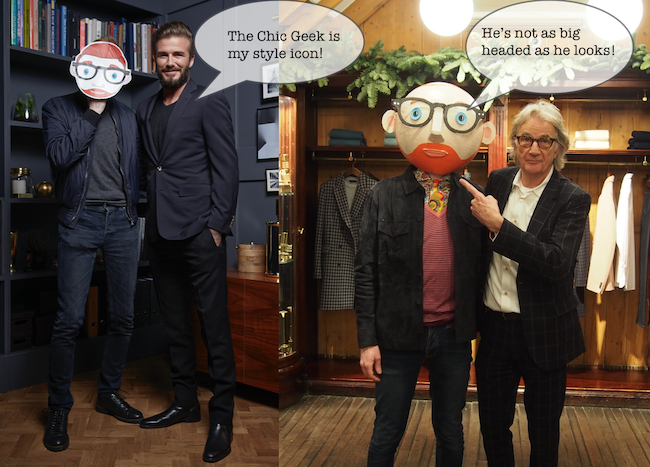 david beckham paul smith the chic geek