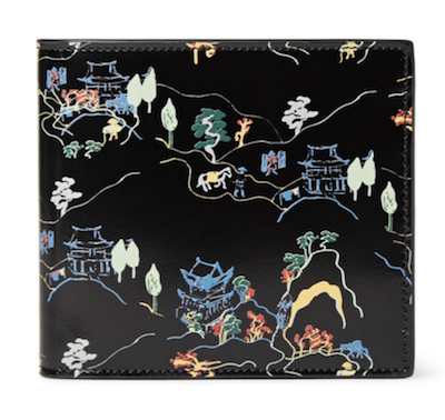 Thom Browne Japanese Wallet - The Chic Geek Hotlist
