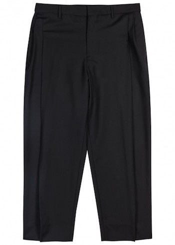 black men's trousers Wooyoungmi Harvey Nichols