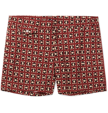 Mens Swim Shorts Incotex Mr Porter