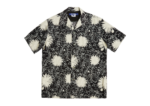 Floral shirt Junya Watanabe The Chic Geek