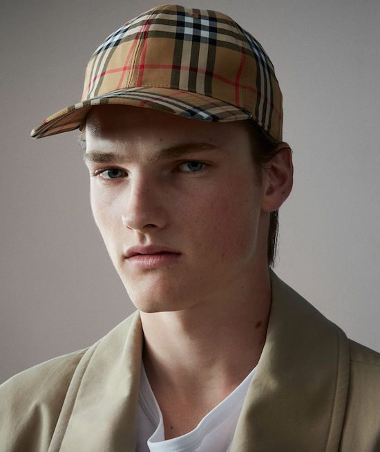 Burberry Cap Check Horseferry Fashion Rip Off