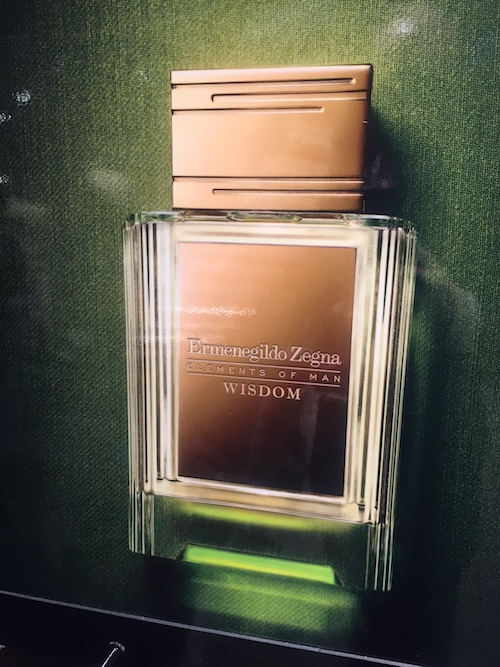 Zegna Elements of Man Donald Trump