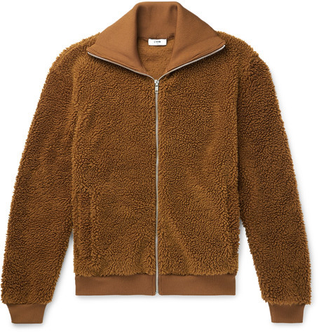 CMMNSWDN Borg Fleece is the menswear material of the season The Chic Geek