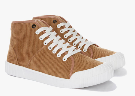 Best Men's Corduroy Good News Trainers Sneakers