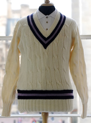 Cambridge University Cricket Jumper