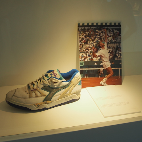 Boris Becker Diadora trainers sneakers