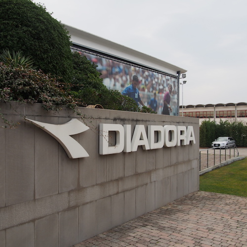 The Chic Geek visits Diadora Museum