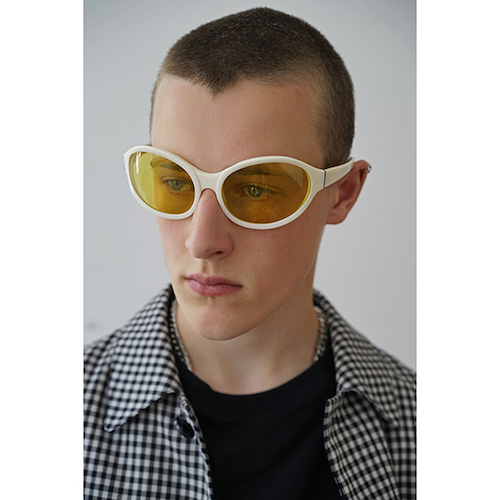 Men's sunglasses Gosha Rubchinskiy retrosuperfuture wraparound