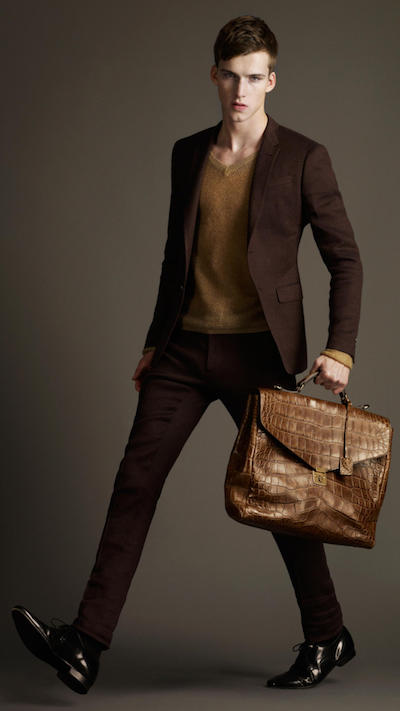The Drop Review Bespoke Suit Brown The Chic Geek Burberry