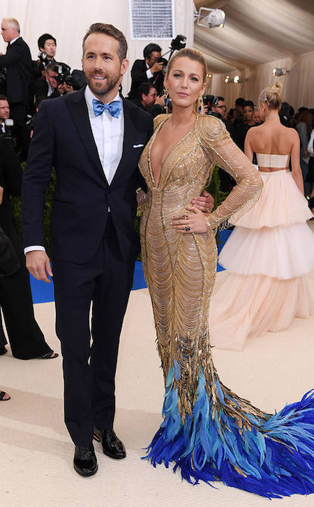 Met Gala menswear best dressed Ryan Reynolds
