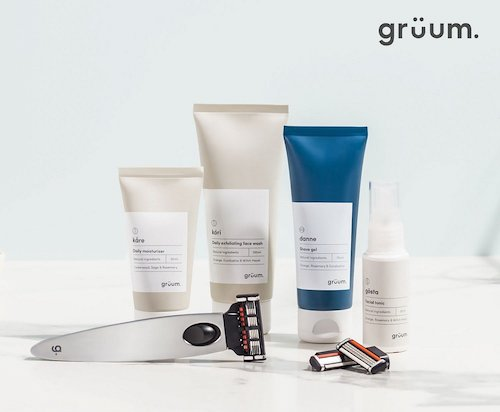 Review Gruum grooming made in uk The Chic Geek