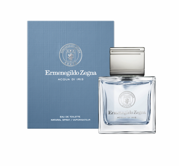 Men's Fragrance Review Ermengildo Zegna Acqua Di Iris