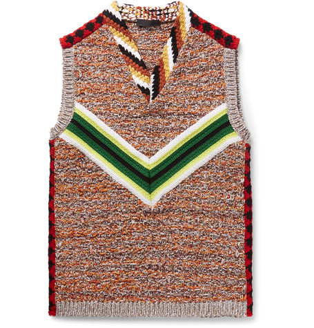 Prada Tank Top The Chic Geek