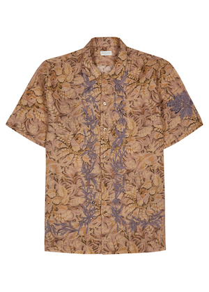 Dries van Noten Shirt SS18 Harvey Nichols Menswear
