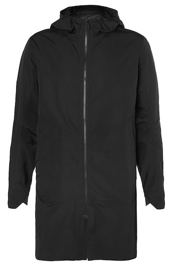 Mr Porter Arc'teryx Veilance Monitor SL Packable Water-Resistant Shell Coat SS18 Top menswear of the season