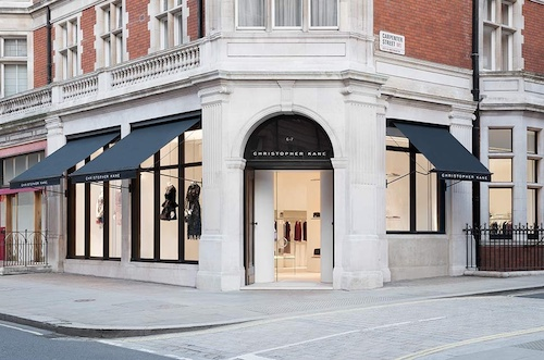 Christopher Kane divesting from Kering