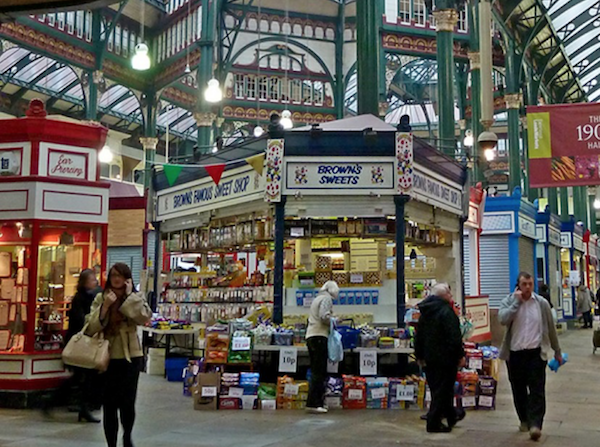 Kirkgate Market Leeds the way shopping centres need to evolve