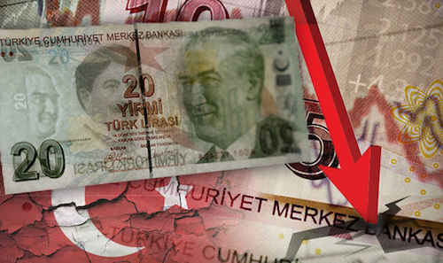 Turkish lira crisis for fashion manufacturing