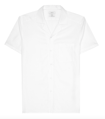 Top Camp Collar Shirts Reiss