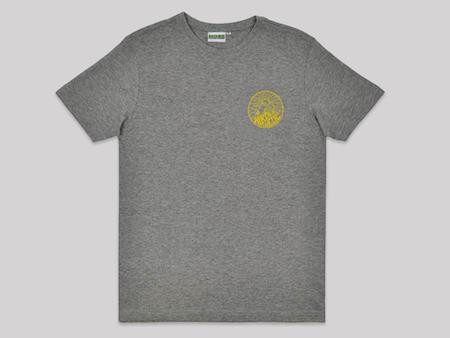Hikerdelic menswear label to know Manchester Rugby Grey T Shirt