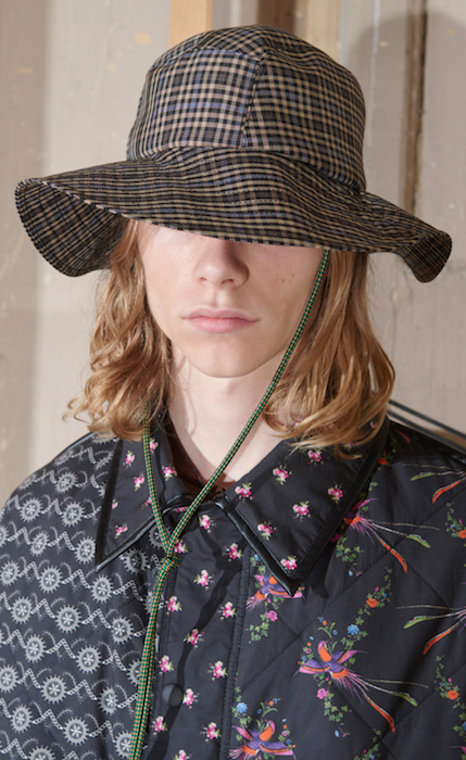 SS19 Trends Short Shorts Menswear Bucket Hat Stella McCartney
